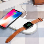 HOCO Wisdom 2-in-1 Wireless Charger CW20