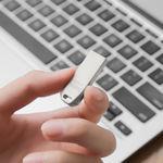 """USB flash drive """"UD4 Intelligent"""" 2.0 zinc alloy - 128 GB"""
