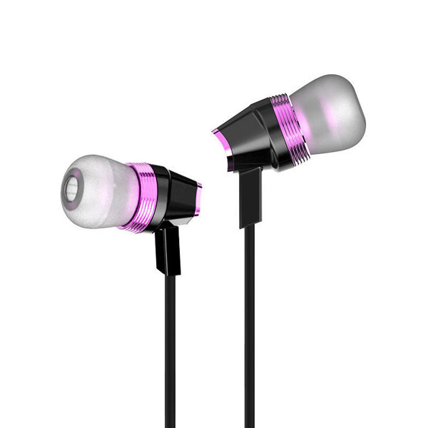 """Wired earphones 3.5mm """"M4 Dazzle Color"""" with microphone"""
