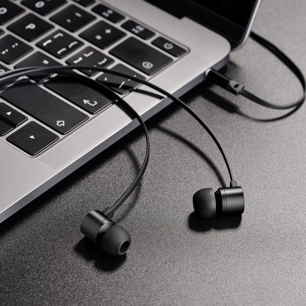 """Wired earphones 3.5mm """"M63 Ancient sound"""" with microphone"""