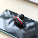 "Wireless Headset ""E46 Voice"" earphone with mic"
