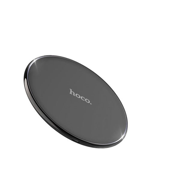 "Wireless Charger ""CW6 Homey"" round pad Qi"