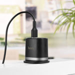 """Wall charger """"C46 Luster power"""" UK charging adapter set with cable"""