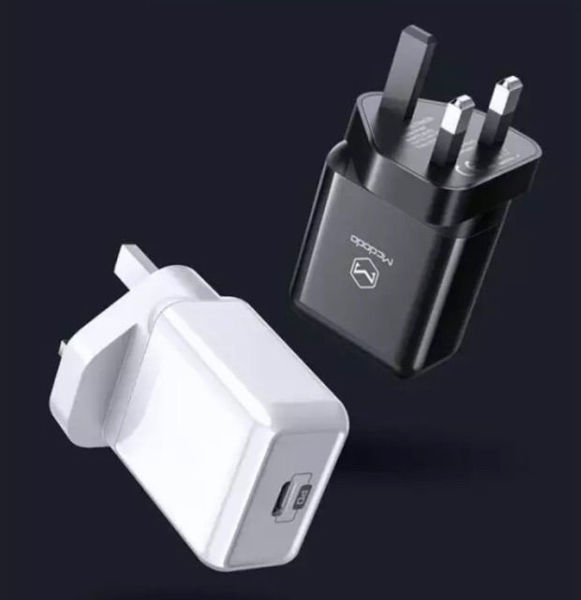 MCDODO CH-6690 PD Charger Ultra Fast Travel UK Plug