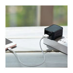 HOCO AC2 One USB Port Universal World Wide Travel Charger Adapter Travel Power Socket Converter