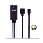 Go Des GD-HM806 Lightning To HDMI Cable