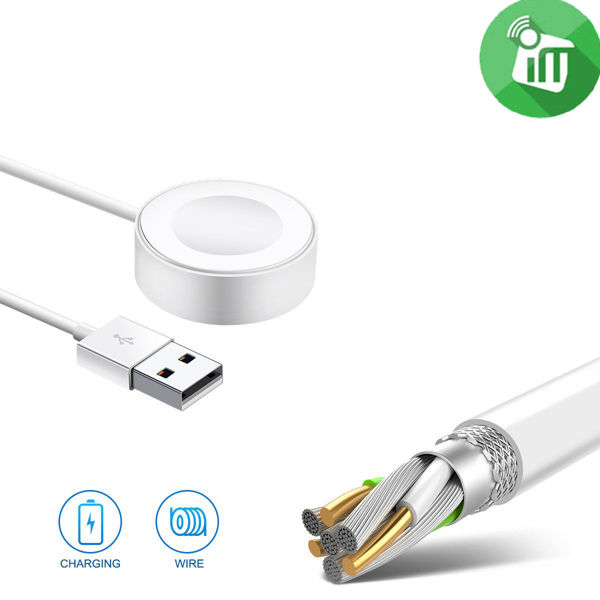 COTEetCI Fast Wireless Charger Adapter for iWatch