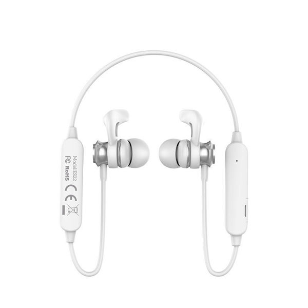"""Picture of Wireless headset """"ES22 Flaunt"""" sportive earphones with mic"""