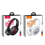 """Picture of Headphones """"W23 Brilliant"""" wireless and wired with mic"""