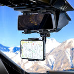 """Picture of Car holder """"CA70 Pilot"""" for rearview mirror"""