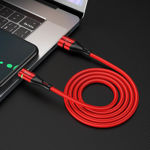 """Picture of Cable USB to Type-C """"U93 Shadow"""" charging data sync"""
