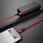 """Picture of Cable USB to Micro-USB """"U93 Shadow"""" charging data sync"""