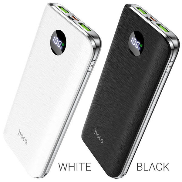 "Picture of Power bank ""J69 Speed flash"" PD + QC3.0 10000mAh"