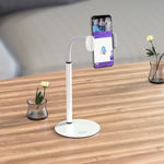 """Picture of Tabletop holder """"PH28 Soaring"""" metal"""